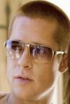Brad Pitt az Ocean\'s 12 -ben Diesel napszemüveget viselt